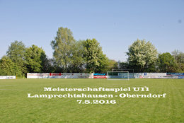 U11 OSK - Lamprechtshausen 2016-05