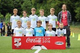 U12 - CocaCola Cup 2016