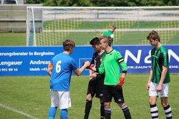 U16 SG Nußdorf/Oberndorf - FC Bergheim